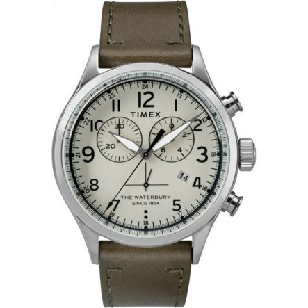 ZEGAREK TIMEX WaterburyTraditionalChronograph